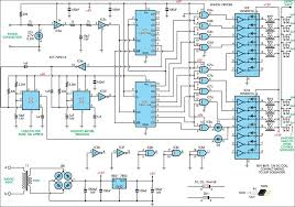 inexpensive remote watering system circuit diagram