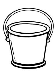bucket filling coloring pages back to activites coloring sheets kind