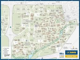 davis map visitors accessibility at uc davis