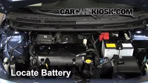 toyota yaris car battery battery replacement 2007 2011 toyota yaris 2011 toyota yaris