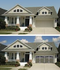 Garage Style Homes Best 25 Carriage Style Garage Doors Ideas On Pinterest Carriage