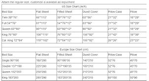 Duvet Size Chart Wholesale King Size Microfiber Flat Bed Sheet Buy Microfiber