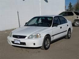 2000 honda civic sedan used 2000 honda civic for sale laramie wy