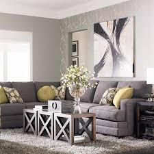 custom designed l shaped upholstered sectional