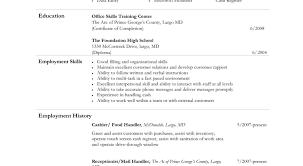 beautiful resumes resume amazing resume sle with description beautiful