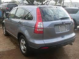 price of honda crv 2010 2007 model honda crv forsale price reduced call now autos nigeria