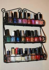 how to organize your nail polish all for fashions fashion