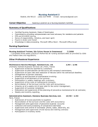 Child Care Resume Sample No Experience by Cover Letter Cna Resume No Experience Free Cna Resume With No
