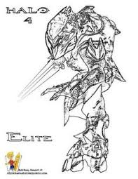 fierce 5 halo coloring pages guardian webpage 25 pics