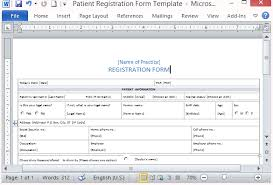 ms word forms templates resumess franklinfire co