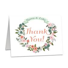 wedding thank you cards archives the print cafe