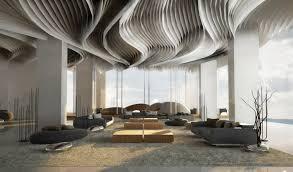 Wimberly Interiors Nyc Hilton Pattaya Buscar Con Google Lobby Lounge Pinterest
