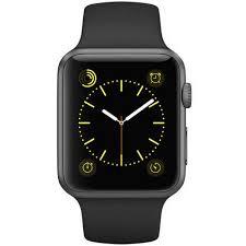 apple watch sport 42mm aluminum case w sport band first