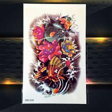 lotus flower tattoo on men high quality lotus flower tattoos promotion shop for high quality