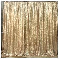 image of gold curtains etsy gold sequin shower curtain drapery