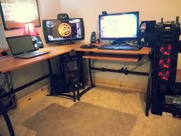 Gaming Desk Setup Ideas Best Gaming Desk Setup Desk Ideas