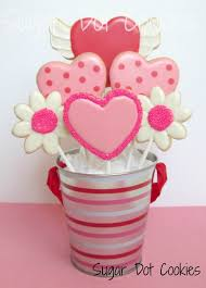 cookie arrangements s day cookies sugar dot cookies handmade