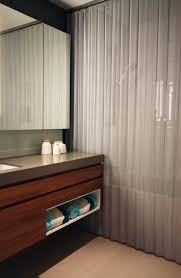 serenity shower curtainbright designlab cascade coil