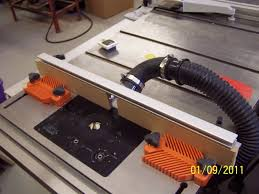 Bench Dog Router Table Review Router Table Dust Bucket Woodworking Talk Woodworkers Forum