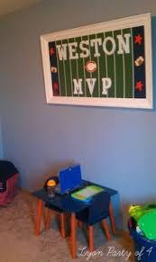 Football Bedroom Decor Boys Bedroom Ideas Pinterest Football - Football bedroom designs