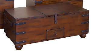 Trunk Style Coffee Table Trunk Style Coffee Table