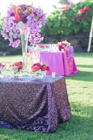 Purple Centerpieces Purple Wedding Centerpieces Belle The Magazine