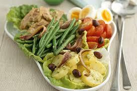restaurant cuisine nicoise salad nicoise