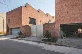 Studio House Studio Houses In Beijing China By Knowspace Buildings