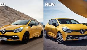 old renault the renault sport clio has been given a bunch of updates but not