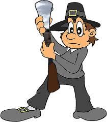 free thanksgiving pilgrim clipart 42