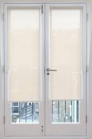 bone with white gloss bottom bars window covering blinds doors