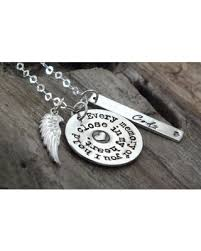 personalized remembrance jewelry amazing savings on angel husband loss of husband memorial