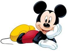 mickey mouse conductor clipart 54