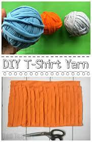 How To Make T Shirt Yarn Rug How To Make T Shirt Yarn Ted Yarns And Blog