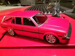 toyota corolla custom 1 24 toyota corolla custom wagon by gerry r japanese vintage