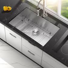 what size undermount sink fits in 30 inch cabinet 30 inch undermount sink 18 single bowl stainless steel kitchen sink