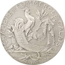 chambre de commerce de calais 63278 chambre de commerce de calais médaille sup commerce