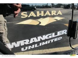 jeep wrangler sahara logo 2012 jeep wrangler unlimited sahara 4x4 marks and logos photo