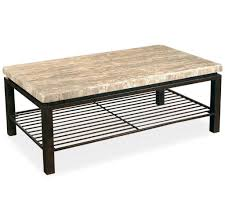 square stone coffee table furniture rustic stone top coffee table design with unfinished wood