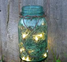 blue mason jar wedding centerpiecewedwebtalks wedwebtalks