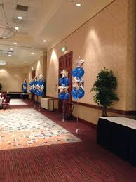 party people event decorating company military ball april 2014