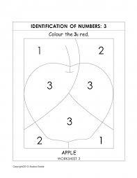 number recognition worksheets kindergarten mreichert kids worksheets