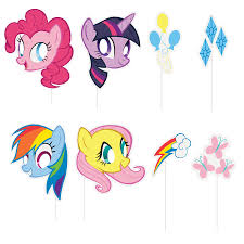 graphics for my little pony graphics www graphicsbuzz com my little pony photo booth props little pony party supplies