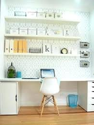 Floating Desk Diy Hanging Shelf Desk Floating Desk Storage Underneath Shelves