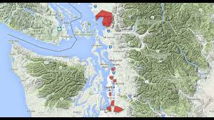 Tacoma Zip Code Map by Undocumented Offenders Left In Seattle Area Neighborhoods