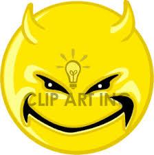Evil Face Meme - make meme with evil smiley face clipart