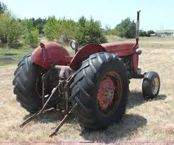 1960 massey ferguson 85 tractor item g4583 sold wednesd