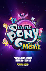 the my little pony movie teaser and poster are a taste of magic