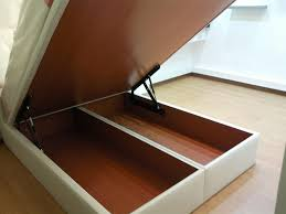 how to build a platform bed frame with storage ktactical decoration