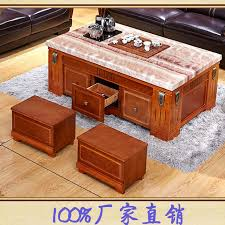marble wood coffee table natural marble coffee table wood coffee table kung fu tea tables oak